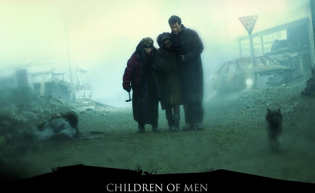 Anthony J  Langford: Greatest Written Films - Children of Men