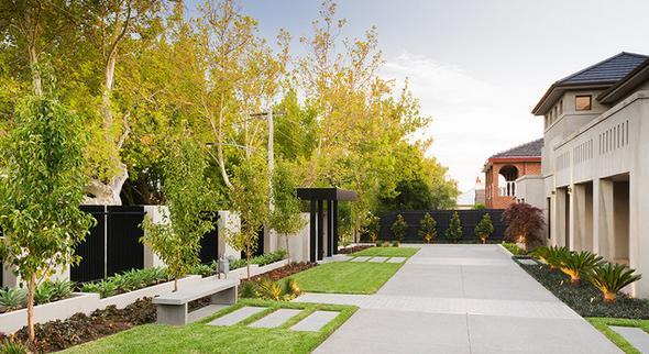 Fotos de jardin agosto 2013 for Fotos de casas modernas con jardin