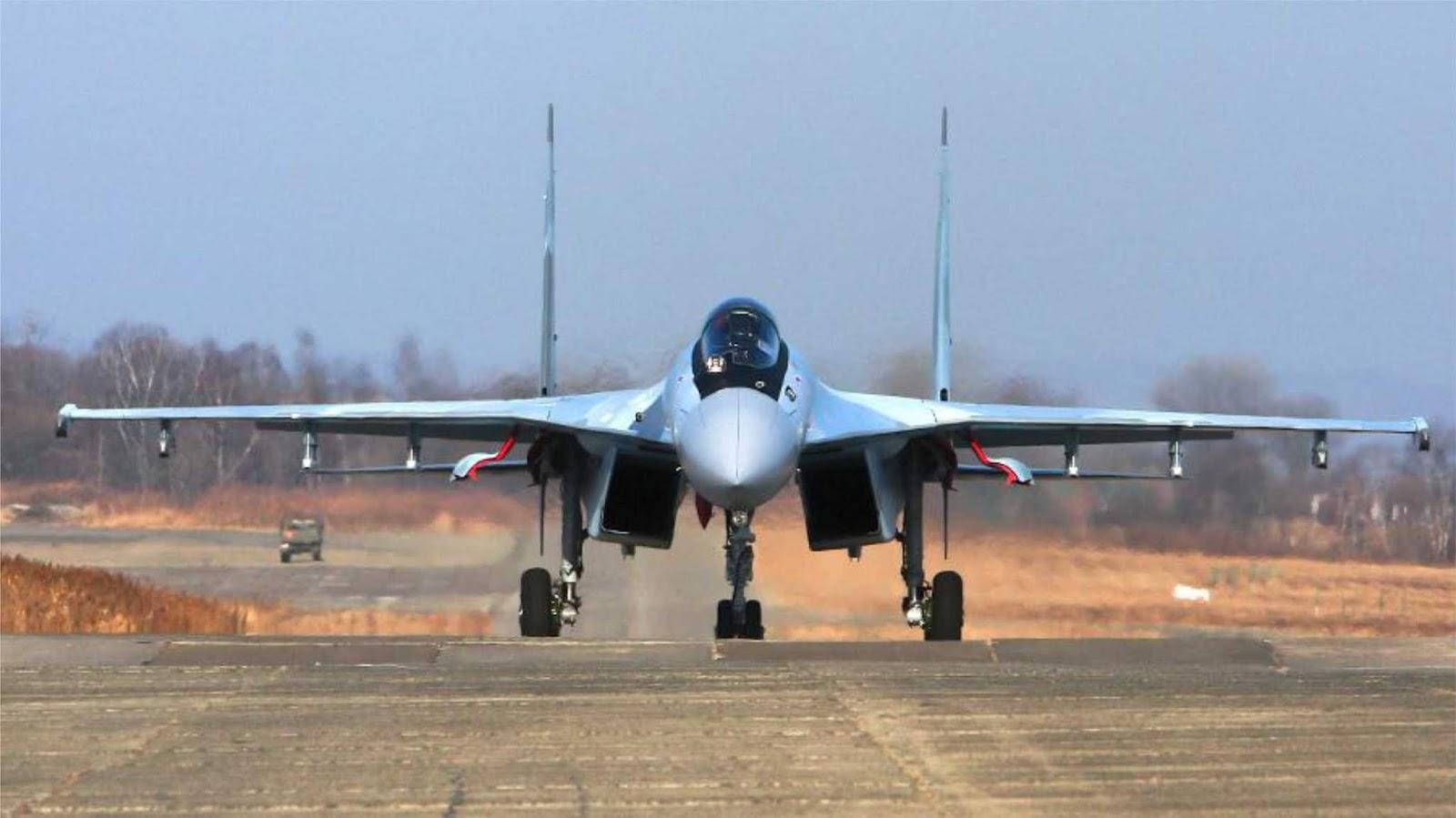 Dubes Indonesia menjelaskan tentang penundaan dalam pelaksanaan kontrak Su-35