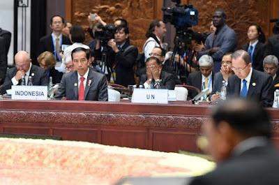 Ratna Saumpaet : Dusta Jokowi di G 20 Terkait Pemberantasan Korupsi