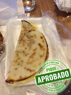 Lassh comida armenia en Montevideo