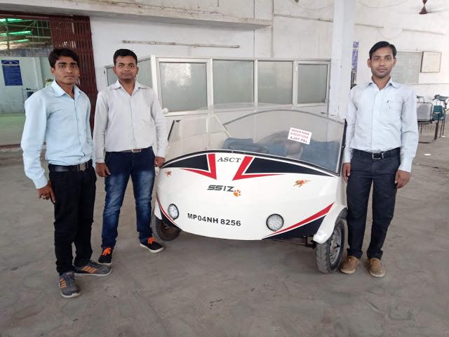 Latest Technological car