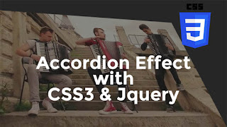 Simple Accordion with CSS and Jquery