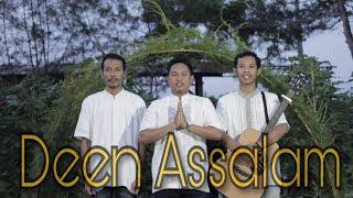 Lirik Lagu GuyonWaton - Deen Assalam