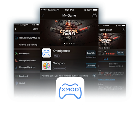 APK]Download XMOD Games version 2 3 4 For Android