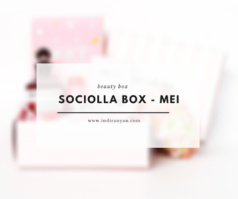 Sociolla Box - Mei 2017*