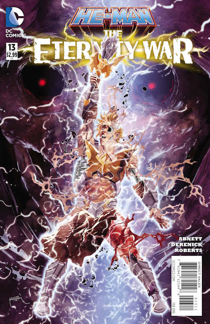 PREVIEWS for He-Man the Eternity War #13!
