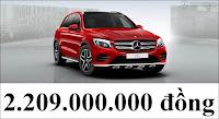 Giá xe Mercedes GLC 300 4MATIC