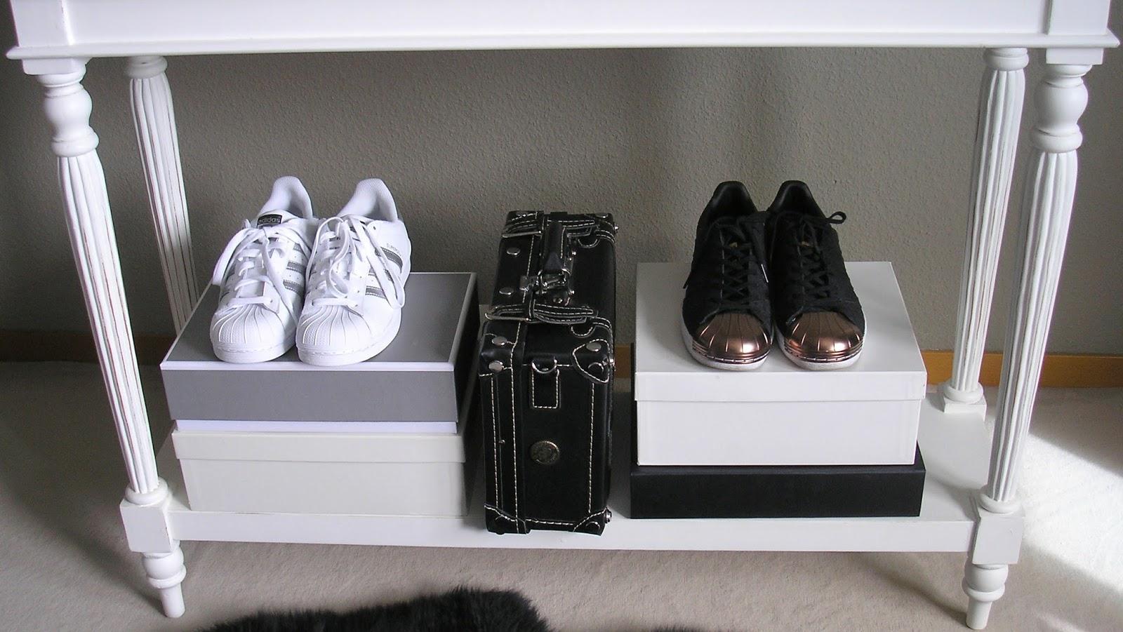 Schuhe parkieren Interior