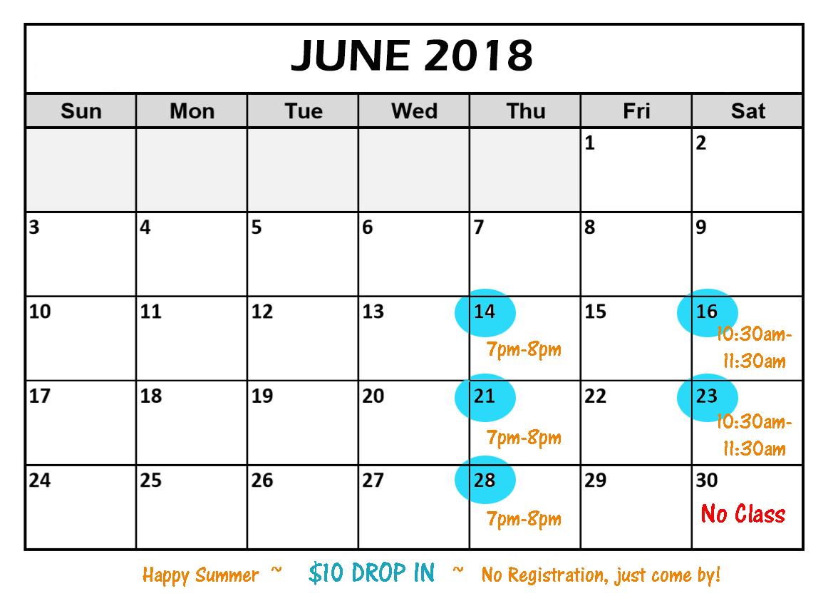 June Calendar New Orleans : Belly dance goddess hour by karla marie