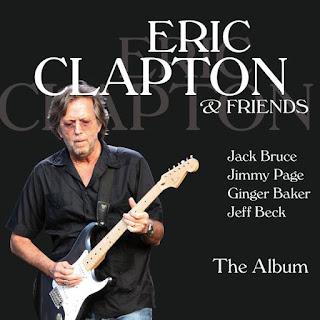 eric clapton eric clapton friends the album 2015 60 39 s 70 39 s rock. Black Bedroom Furniture Sets. Home Design Ideas