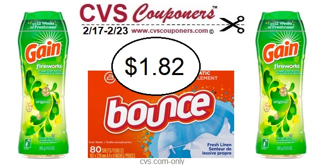 http://www.cvscouponers.com/2019/02/gain-fireworks-or-bounce--cvs-com-deal.html