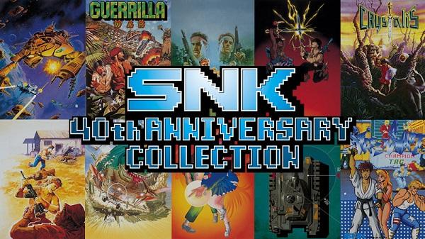 الإعلان رسميا على تجميعة SNK 40th Anniversary لجهاز بلايستيشن 4 و هذا موعد إطلاقها
