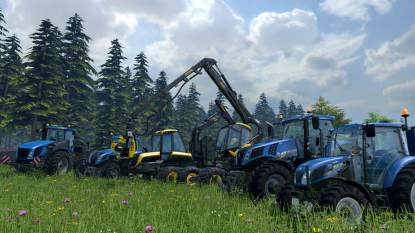 Farming Simulator 15 Full Version