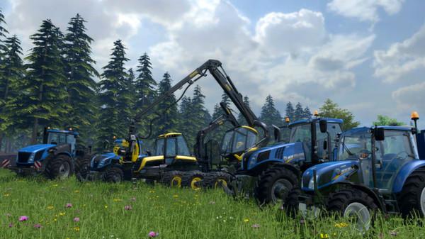 Farming Simulator 15 Full Version