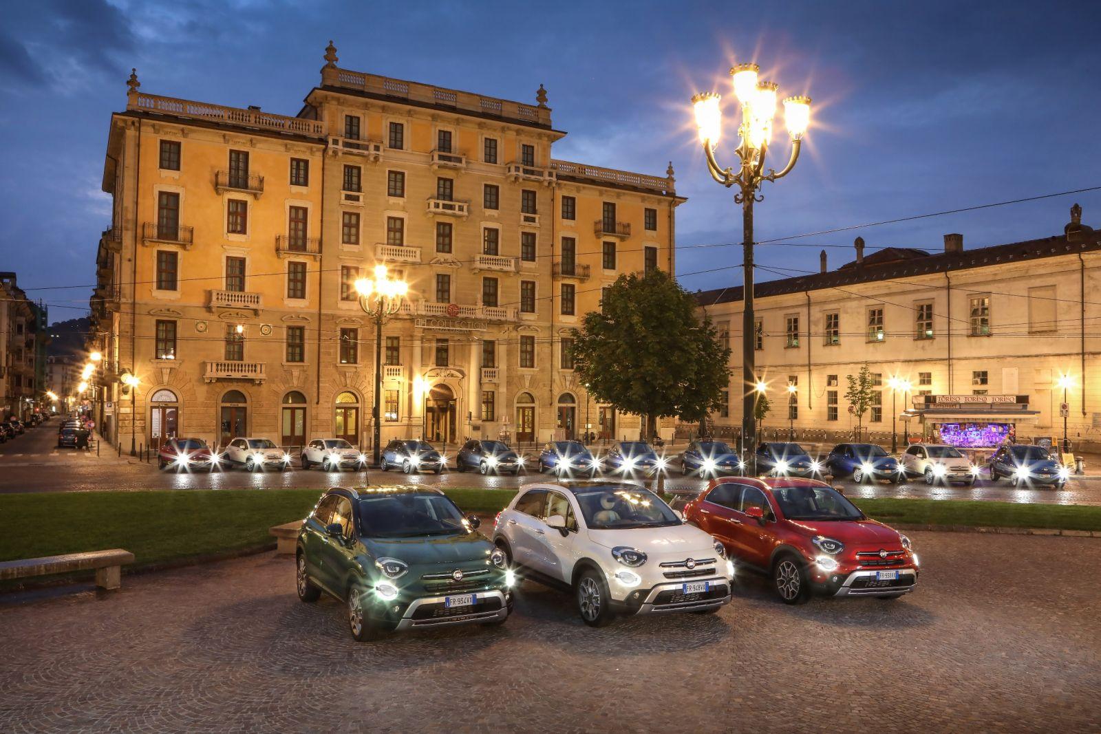Το νέο Fiat 500X προσφέρεται από την αντιπροσωπεία με δωρεάν το αυτόματο κιβώτιο