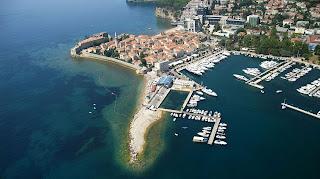 Budva marina montenegro