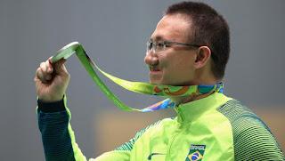 Com presença de Felipe Wu, Guarda Municipal de Aracaju (SE) realiza competição de tiro