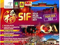 Festival Imlek Solo 2017