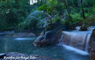 Obyek Wisata Pemandian Air Panas Ciater Subang