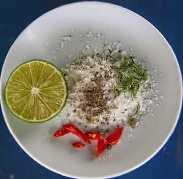 Cách pha nước chấm gà luộc