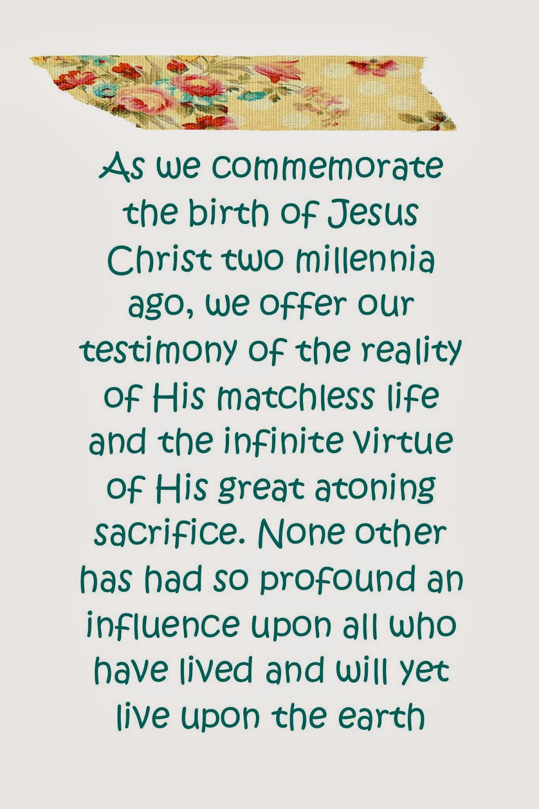 picture about The Living Christ Printable titled This-n-that; a minimal composing: Memorize: The Dwelling Christ