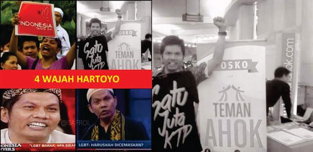 Gembong LGBT, Hartoyo: Mayoritas Kelompok LGBT Adalah Pendukung Jokowi