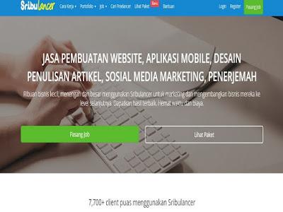 Situs Kerja Online Sribulancer