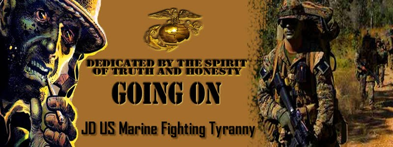 JD US Marine Fighting Tyranny