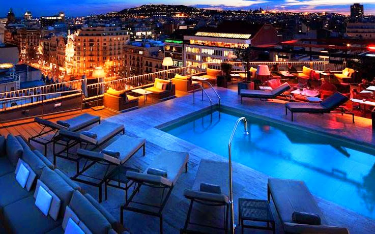 Hoteles de dise o barcelona for Hoteles de lujo baratos