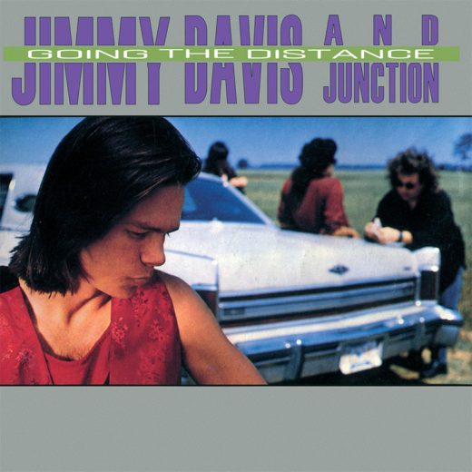 JIMMY DAVIS and JUNCTION - Going The Distance [previously unreleased] (2017) full