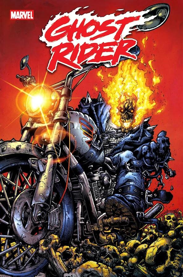 ghost rider comics