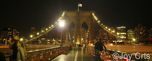 Pont de Brooklyn, New York
