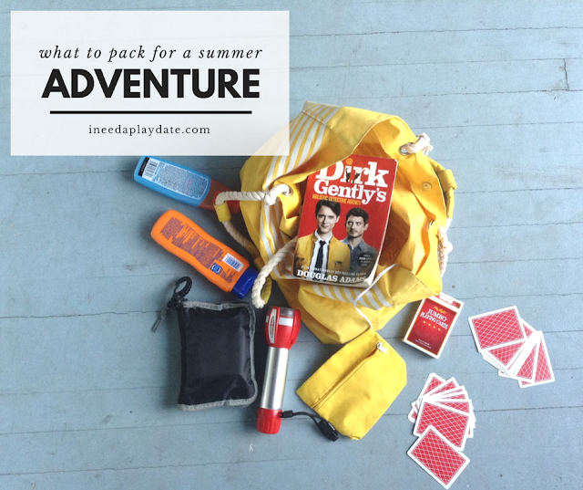 What You Need to Have on Your Summer Adventures