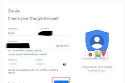 Cara Buat Akun Google Tahun Sekarang