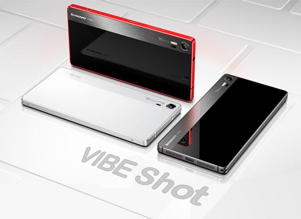 lenovo vibe shot smartphone android murah berkualitas