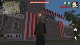 GTA San Andreas APK + OBB Mod Indonesia