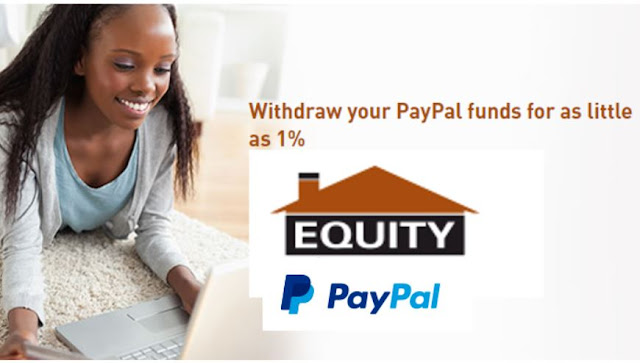 How to Withdraw Money from PayPal to Equity Bank Account