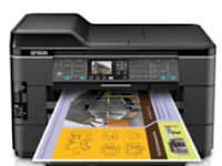 Epson WorkForce WF-7520 driver download for Windows, Mac, Linux