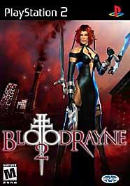 bloodrayne2 - BloodRayne 2 | PS2