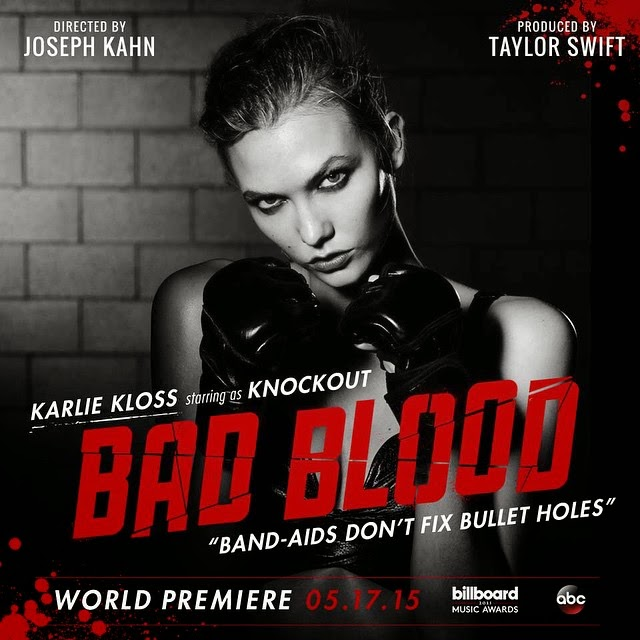 Karlie Kloss to star in 'Bad Blood'