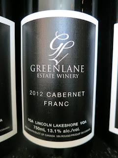 GreenLane Cabernet Franc 2012 (89 pts)