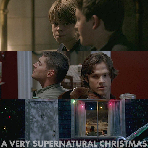 Supernatural 3x08 - A Very Supernatural Christmas
