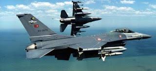 τουρκικά μαχητικά αεροσκάφη