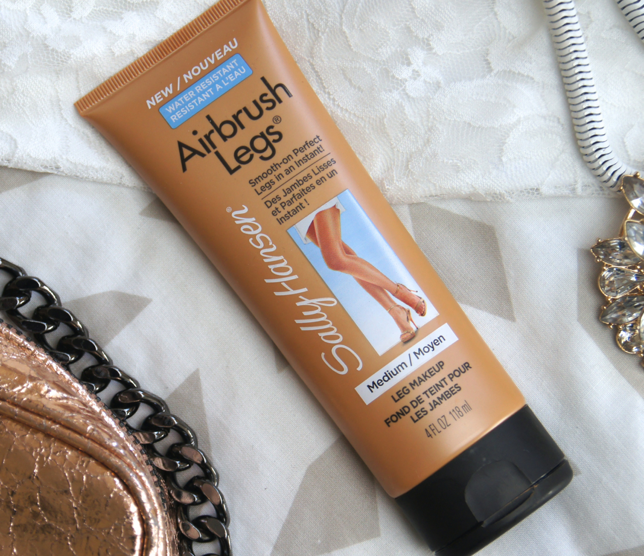sally hansen airbrush legs leg makeup review