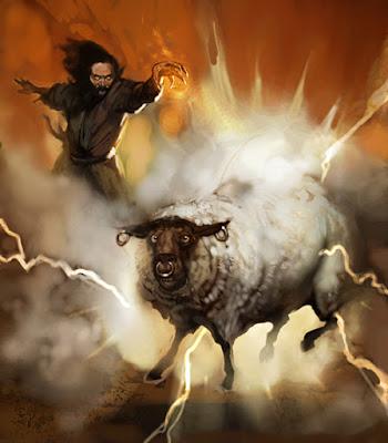 mago ovejero
