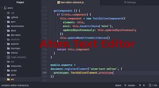 Aplikasi Editor Text Untuk Programmer