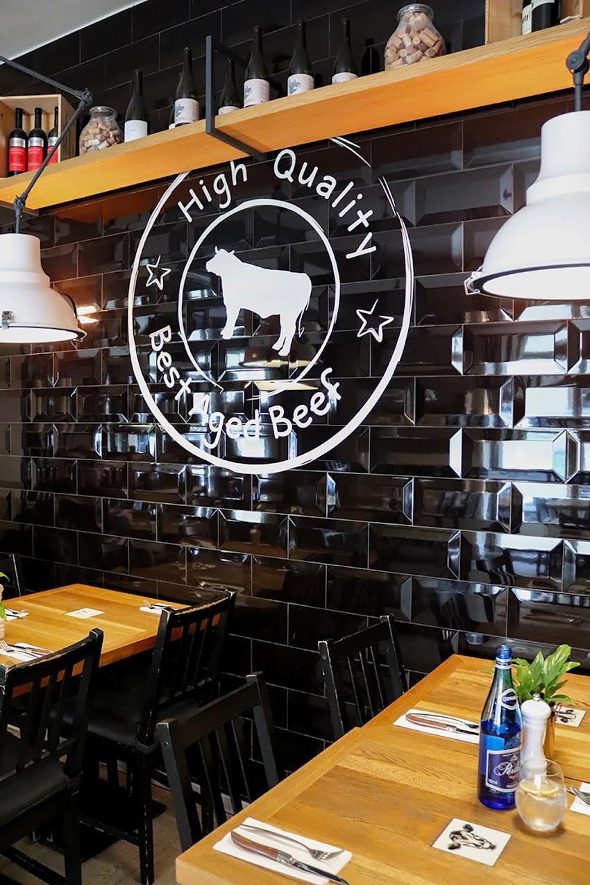 Gdzie zjeść w Krakowie? #1 - Moo Moo Steak & Burger Club