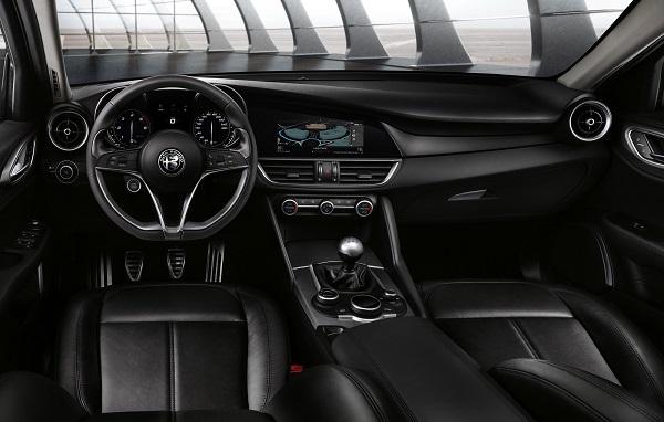 Interior Alfa Romeo Giulia