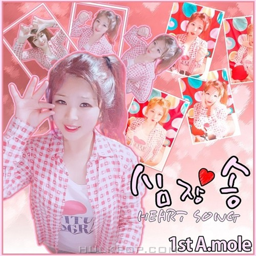A.mole – Heart Song – Single